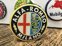 Classic Alfa-romeo - Milano Top Quality Magnet