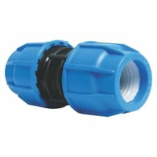 NEW FloPlast Straight Pipe Coupling 20mm