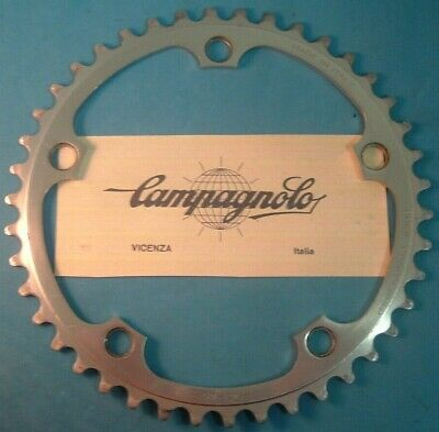 NOS Vintage-5 to 9-Spd-135BCD Campagnolo 42T-AS C-Record Road Chainring-NEW