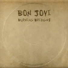 Bon Jovi - Burning Bridges (2015)  CD  NEW/SEALED  SPEEDYPOST