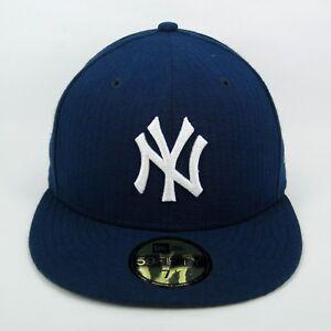 a120c16f New Era Cap Men's MLB New York Yankees Tonal Stripes 5950 Fitted Hat ...