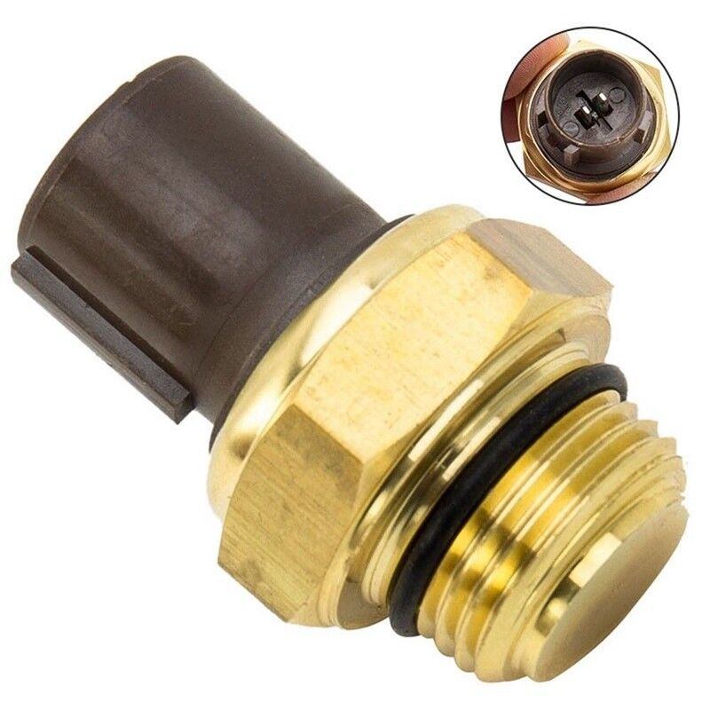 OEM Radiator Coolant Fan Sensor Switch For Honda Acura CR