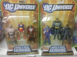 JUSTICE LEAGUE UNLIMITED Deimos DC Universe JLU Action Figures