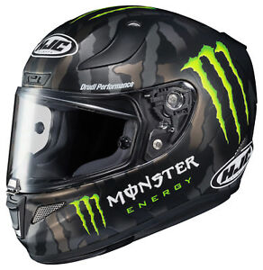 HJC-R-PHA-RPHA-11-MONSTER-ENERGY-MILITARY-CAMO-MOTORBIKE-HELMET-NEW