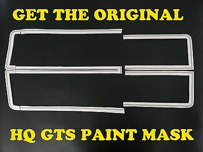 Side Winder Stripe Kit Paint Mask Holden HG 350 Coupe Monaro GTS 1970-71