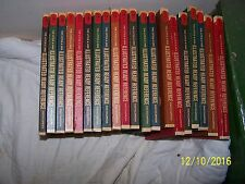 The Little & Ives Illustrated Ready Reference Encyclopedia 1963 20 Volumes