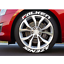 """Permanent Tire Lettering Decals FALKEN AZENIS Stickers 15/""""-22/"""" 1.06/"""" For 4 Tires"""