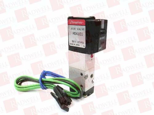 HUMPHREY H041E1-5VDC NEW NO BOX H041E15VDC