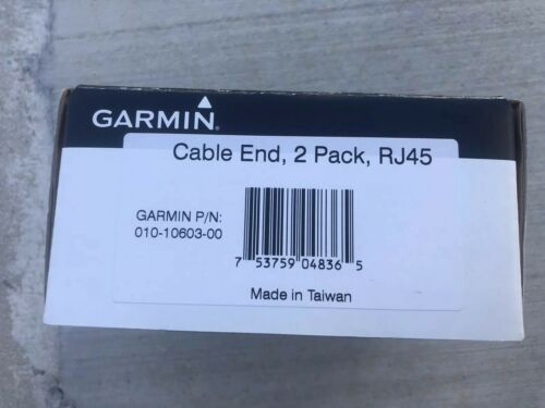 2-pack Garmin Marine network cable connector RJ45