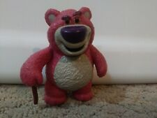 "Disney Toy Story 3 Lotso Teddy 3/"" PVC Figure Light Fan Pull Action Figurine Toy"