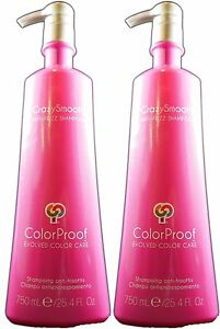 ColorProof-CrazySmooth-Anti-Frizz-Shampoo-25oz-PACK-OF-2