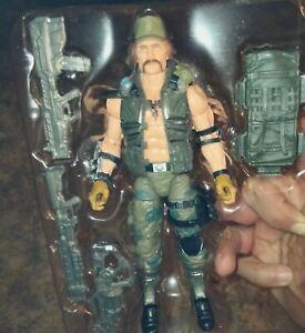 Hasbro G.I JOE CLASSIFIED SERIES6 inch Gung Ho Action Figure loose