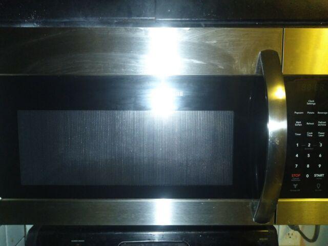 Range Microwave Oven Frigidaire