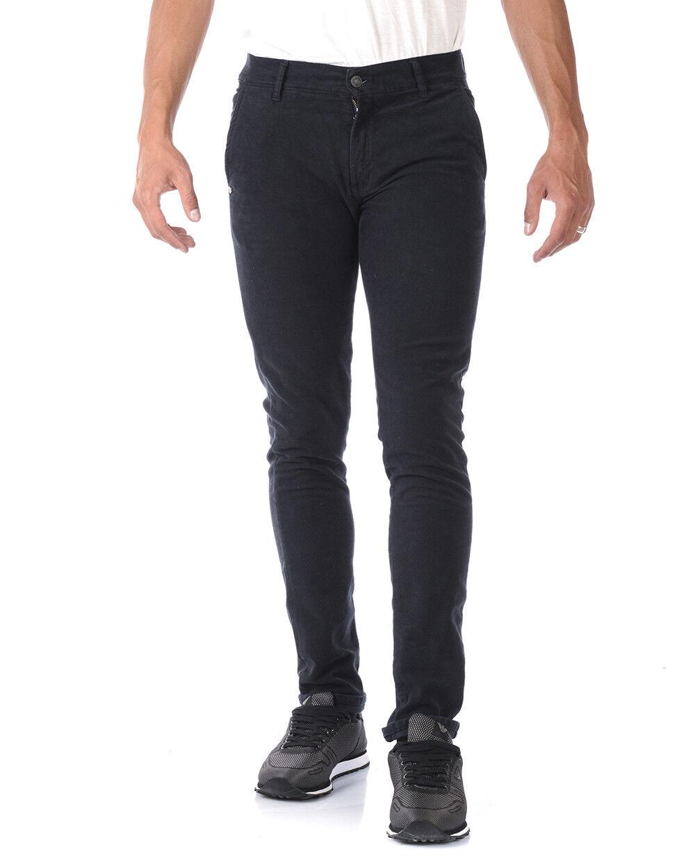 Jeans Daniele Alessandrini Jeans Cotone men blue PJ5605L5703706 23
