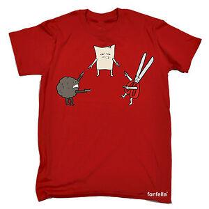 Stallo alla Messicana MORRA CINESE Da Uomo T-shirt Tee Compleanno geek nerd funny