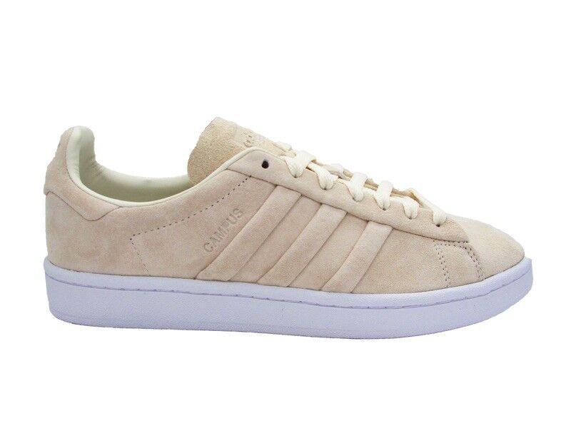 Adidas campus stitch e scarpe da ginnastica beige bianco bb6744 | Ottima classificazione  | Maschio/Ragazze Scarpa