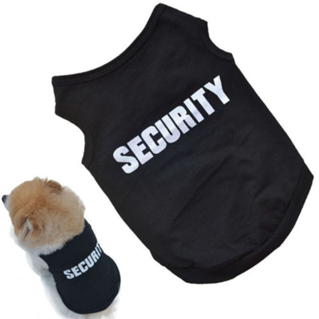 Vêtement Pour Chien Chat Manteau Costume Capuche Veste T-shirt Pull Sécurité