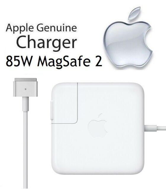 Apple MacBook Pro Retina - 85W MagSafe 2 Power Adapter Charger (MD506LL/A) A1424