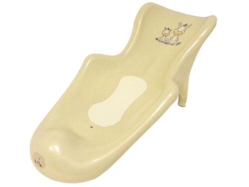 Badestuhl für Babys Zebra antirutsch in 3 Farben Badesitz