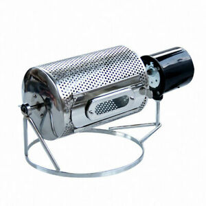 New-Stainless-Steel-Nuts-Coffee-Bean-Roaster-Baking-Machine-Cafe-Home-Barista