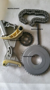 Pompe à huile chaîne Kit Pignon /& Tendeur pour Audi A4 A6 /& VW PASSAT 2.0 TDI