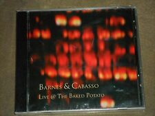 Barnes & Cabasso Live at the Baked Potato sealed