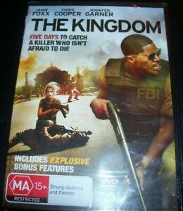The-Kingdom-Jamie-Foxx-Jennifer-Garner-Australia-Region-4-DVD-New