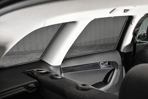 Volkswagen Polo 5dr 2009 UV CAR SHADES WINDOW SUN BLINDS PRIVACY GLASS TINT
