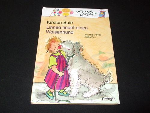 1 von 1 - Kirsten Boie - Linnea findet einen Waisenhund