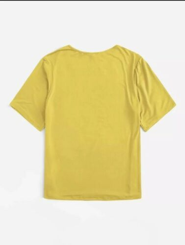 Friends Tv Show I'll Be There For You T-shirt Top For Women Yellow