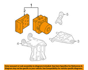 Details about AUDI OEM 11-12 A3 ABS Anti-lock Brakes-Hydraulic Unit  1K0614517DEBEF