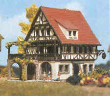 Model train accessories houses