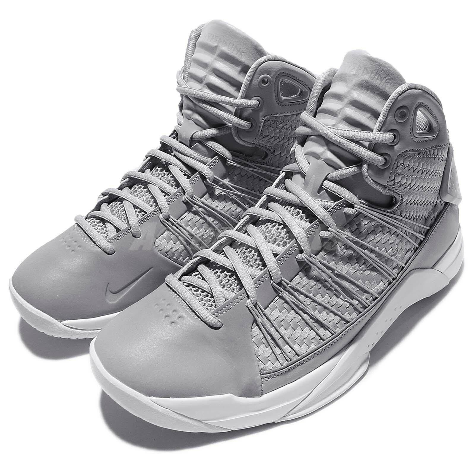 Nike Hyperdunk LUX men basketball lifestyle shoes 2018 08 NEW grey 818137-002
