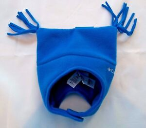 629640a2336 Image is loading COLUMBIA-TODDLER-INFANT-WINTER-HAT-PIGTAIL-FLEECE-HAT-