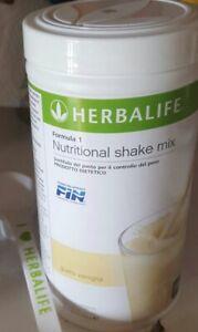 Formula-1-Herbalife-Vaniglia-550gr-Tutti-i-Gusti-Disponibili