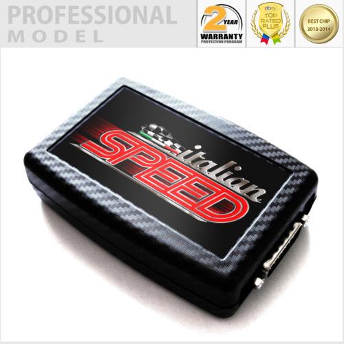 Chiptuning power box FIAT GRANDE PUNTO 1.3 M-JET 90 HP PS diesel NEW tuning chip