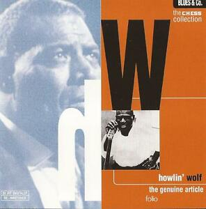 Howlin-039-Wolf-The-Genuine-Article-CD-NEW