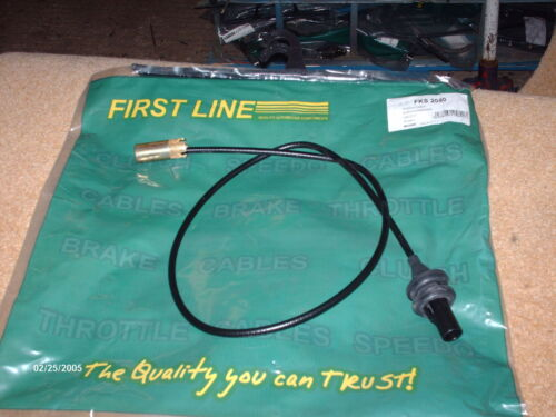 To Fit Volkswagen Passat 2.0  Speedometer cable 1983~88 FKS2050 First Line