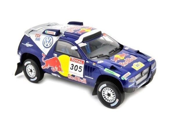 VW Touareg Race  305 De Villiers  Winner Dakar  2009 (Norev 1 18   188466)