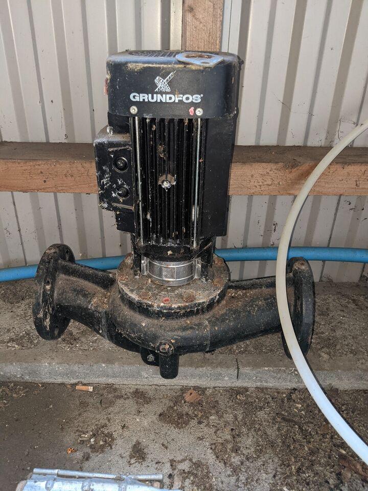 Pumpe, Grunfoss