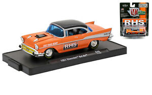 M33-11228-40-M2-MACHINES-AUTO-DRIVERS-1957-Chevrolet-Bel-Air-RHS-1-64