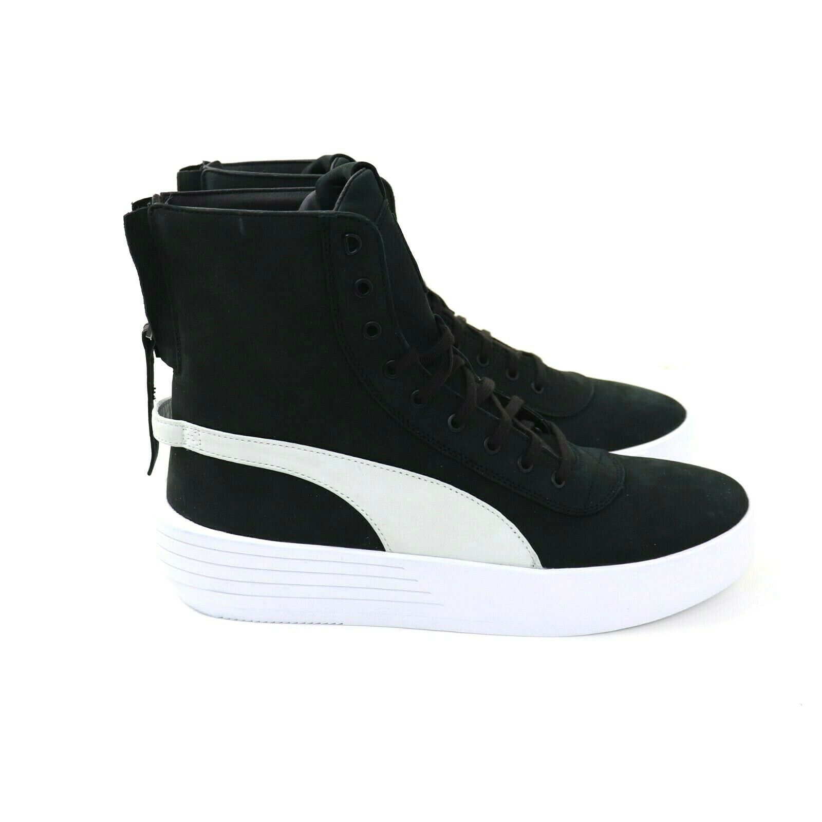 Puma XO Size 10 Parallel Black White The Weeknd 365039 05 Mens shoes New