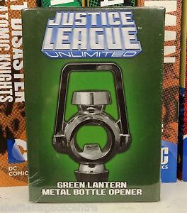 Justice-League-Unlimited-Green-Lantern-DC-Comics-Official-Bottle-Opener