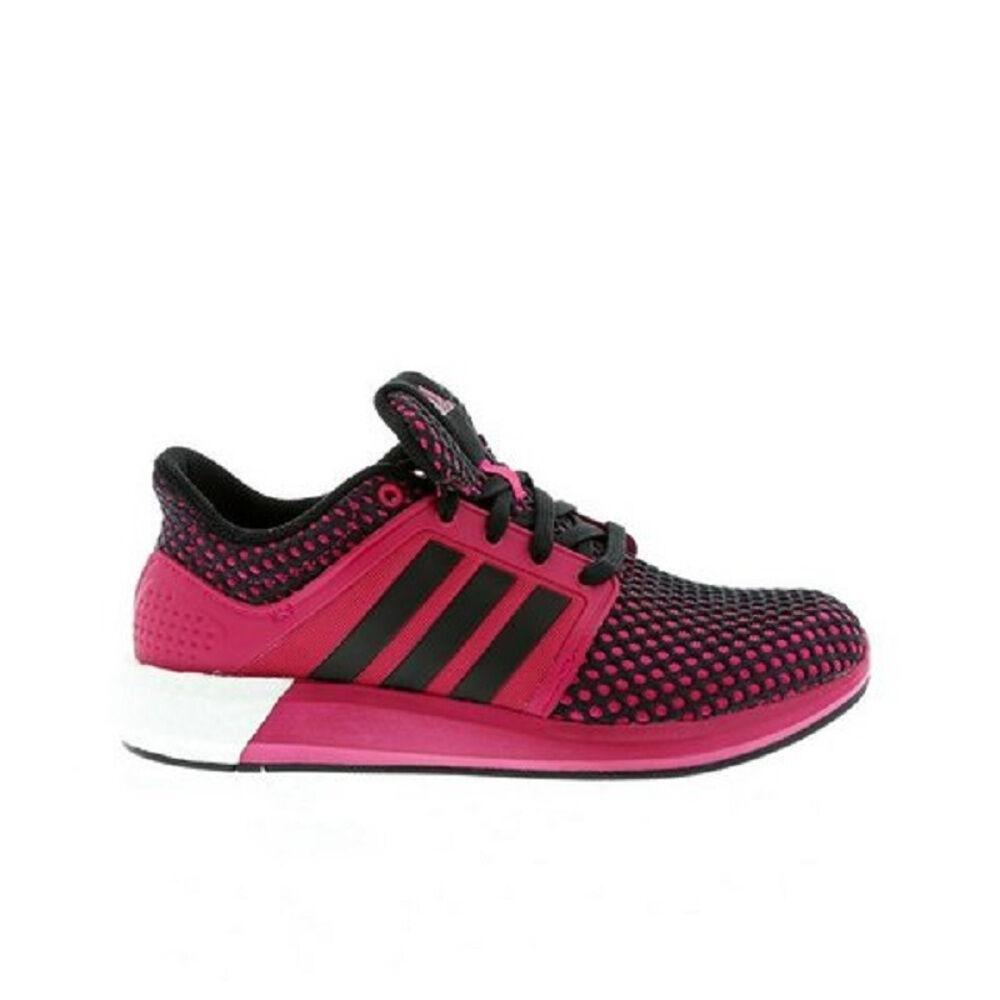Adidas solar renObligerr chaussures de course baskets baskets cherry noir bnib-