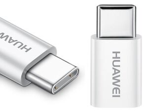 Charger-Adapter-For-AP52-S8-OnePlus-3T-Huawei-Type-C-To-Micro-USB-Converter-UK