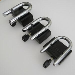 YALE-PADLOCK-HIGH-SECURITY-SHACKLE-HEAVY-DUTY-KEYED-ALIKE-Mul-T-Lock-Style