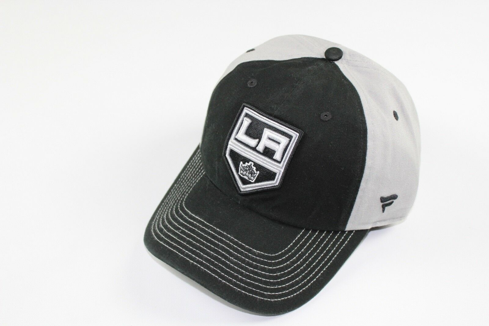 outlet store sale 9163c 4915e ... snapback adjustable hat 13547 db7f6  promo code new sample fanatics la  kings los angeles kings nhl hockey side spell out nhl