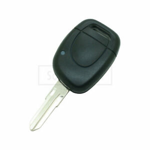 Remote Key Case Shell fit for RENAULT Clio Kangoo Twingo 1 Button VAC102 Blade