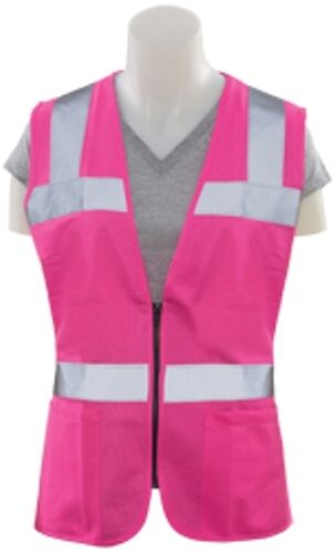 1 Pink Safety Vest 1 Pink Safety Goggle 1 Pair Pink Ear Plugs Ladies Work Kit