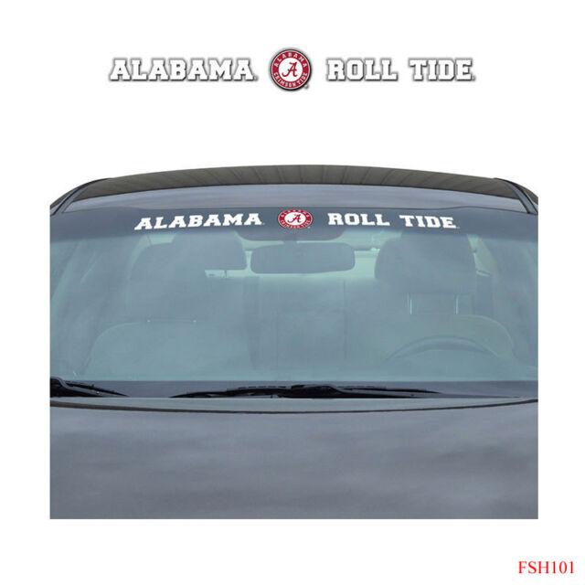 Alabama Crimson Tide Auto Decal BAMA Auto Truck Car Magnet
